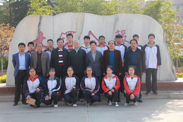 媒体报道:马思延——农科城慈善助学的践行者